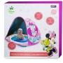 Piscina Infantil De Praia Cobertura Uv Minnie - Zippy Toys