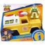 Toy Story Carro Pizza Planet Boneco Buzz Imaginext - Gfr98