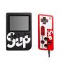 Vídeo Game Retro Portátil Sup 400 Jogos Clássicos C/ Cabo Av Com Controle