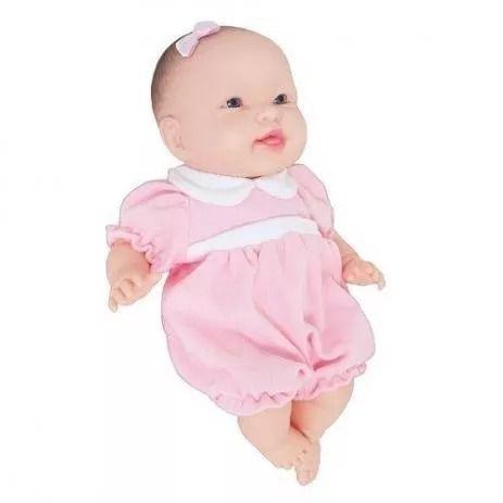 Boneca Cheirinho De Bebe Menina Cotiplas 2080