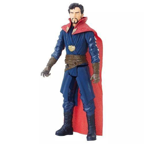 Brinquedo Boneco Titan Hero Serie 30cm Doutor Estranho E2220