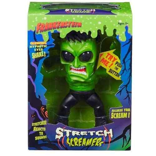 Boneco Horripilóides Estica E Grita Frankenstein - Candide