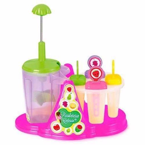 Brinquedo Picoleteria Calesita Brincando De Casinha - Ref 341