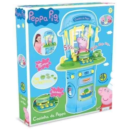 Cozinha Peppa Pig Cozinha Da Peppa Dtc 4775