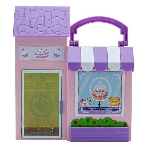Brinquedo Padaria E Confeitaria Com Boneca Peppa Pig - Dtc