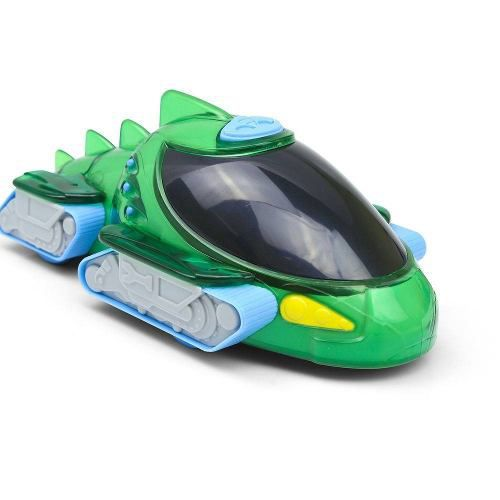 Pjmasks Carro Luminoso - Lagartixomóvel - Dtc