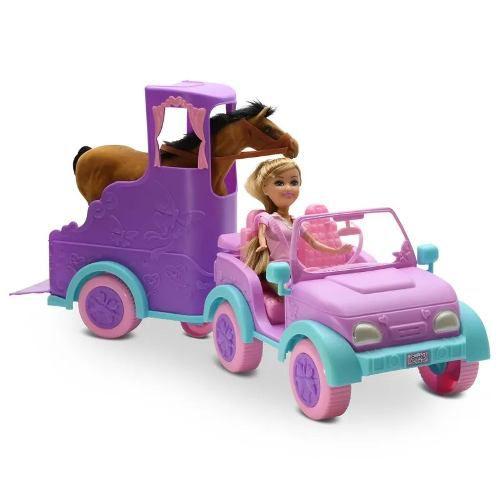 Sparkle Girlz Passeio Equestre - Dtc