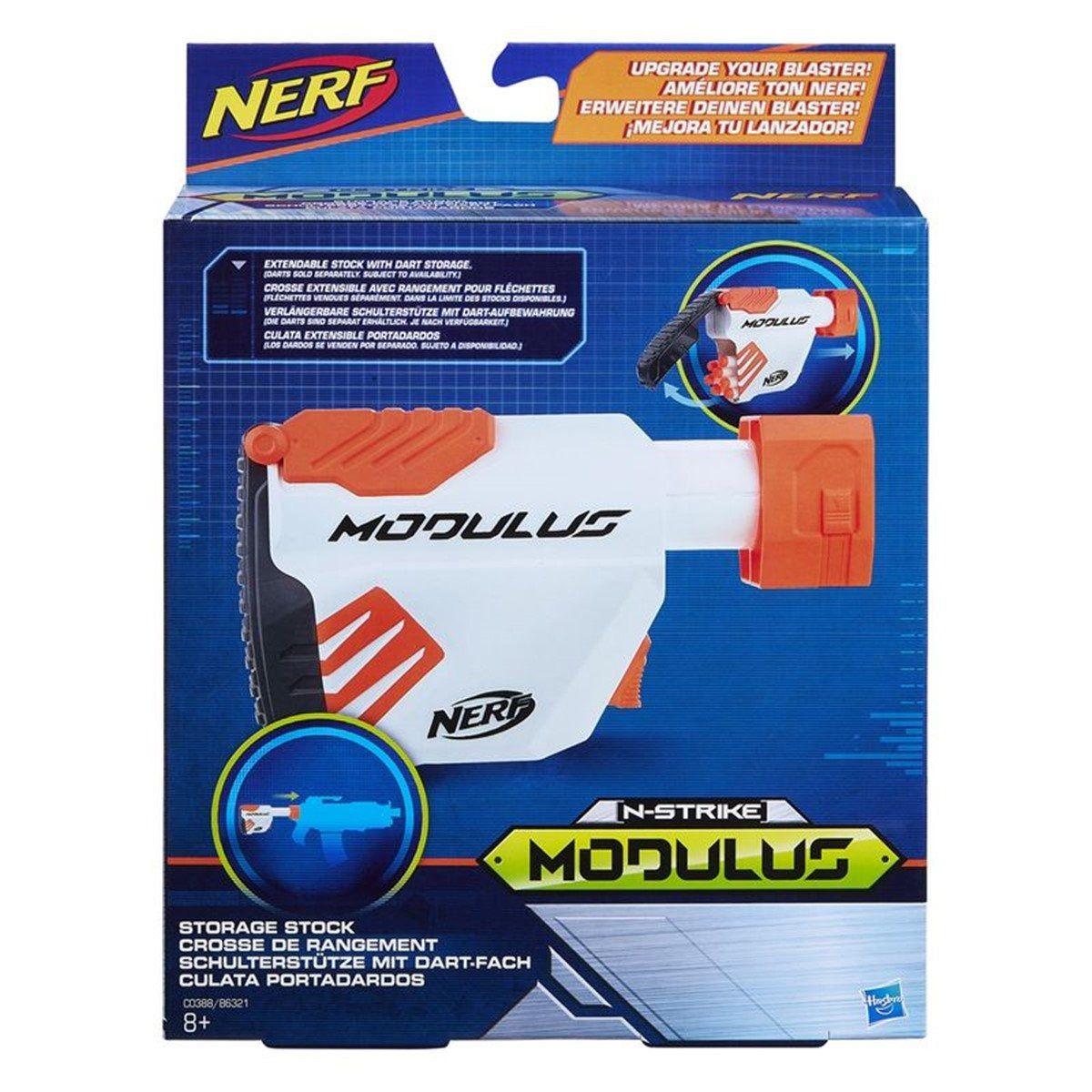 Acessório Nerf Módulus Apoiador De Armazenamento Hasbro