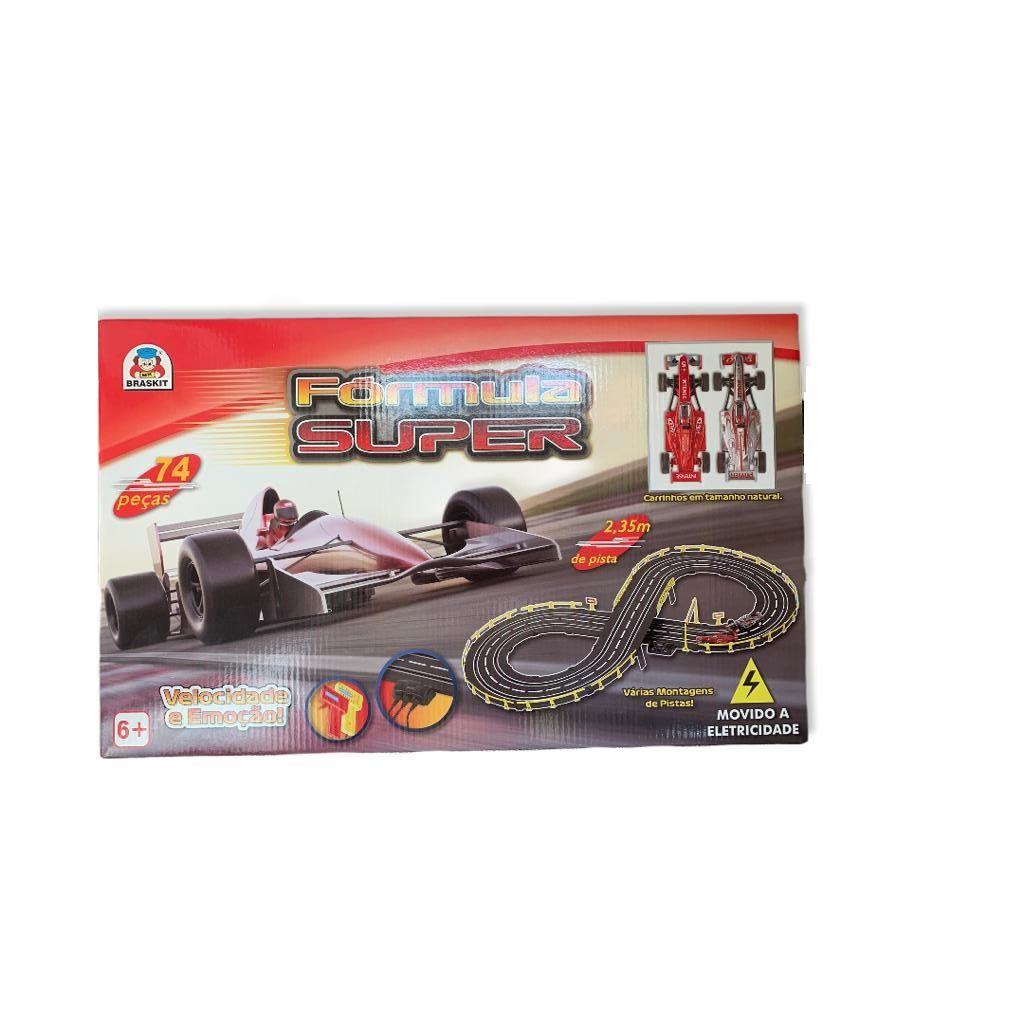Autorama Fórmula Super - Braskit