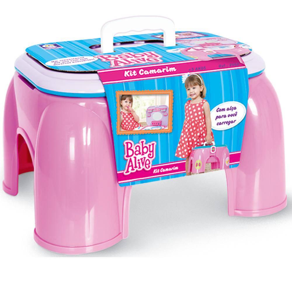 Baby Alive Kit Camarim - Cotiplás