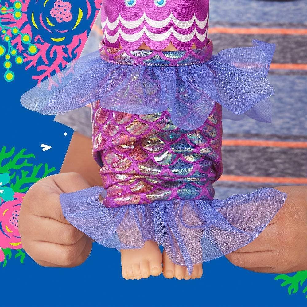 Baby Alive Original Linda Sereia Morena Hasbro - E3693