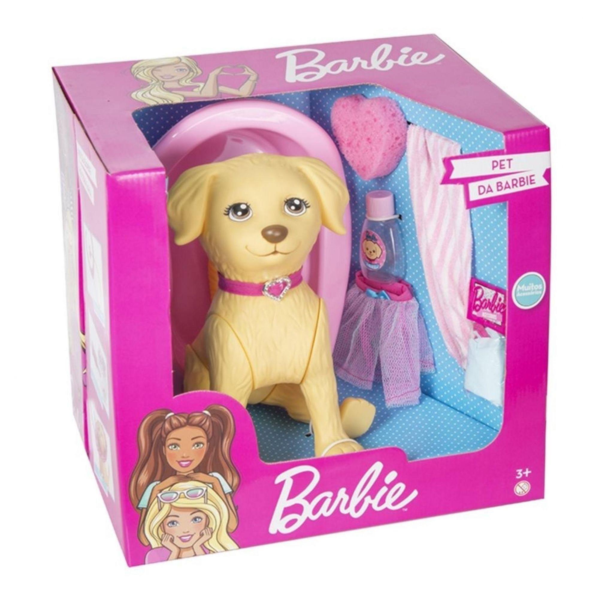 Barbie  Cachorro Pet Shop da Taff Pupee - 1257