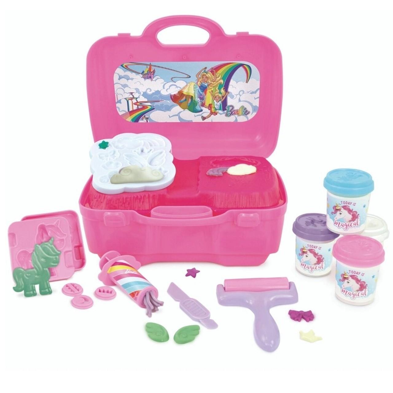 Barbie Maleta De Massinhas Dreamtopia - Fun 84261