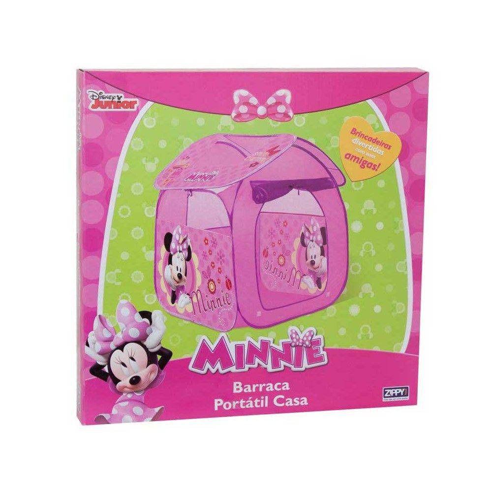 Barraca Infantil Casa da Minnie Zippy Toys