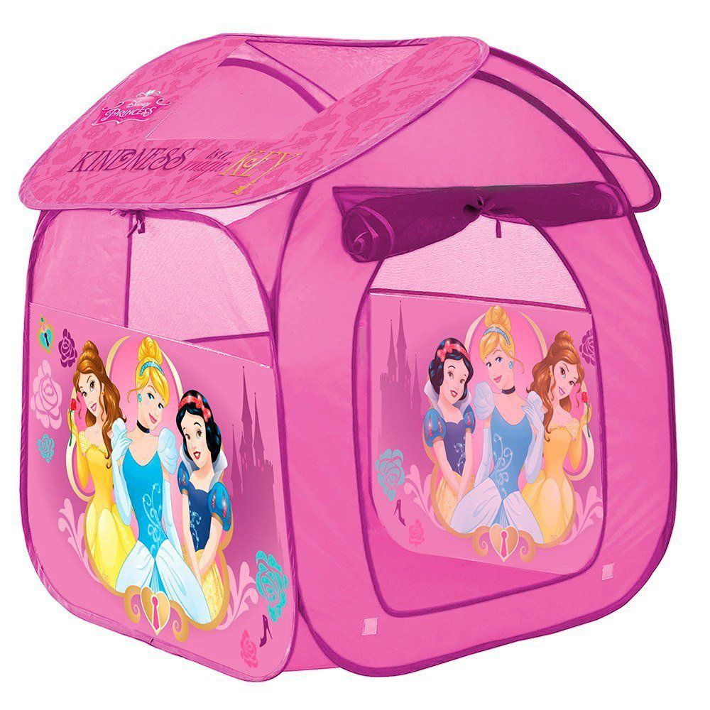 Barraca Infantil Casa das Princesas Disney - Zippy Toys