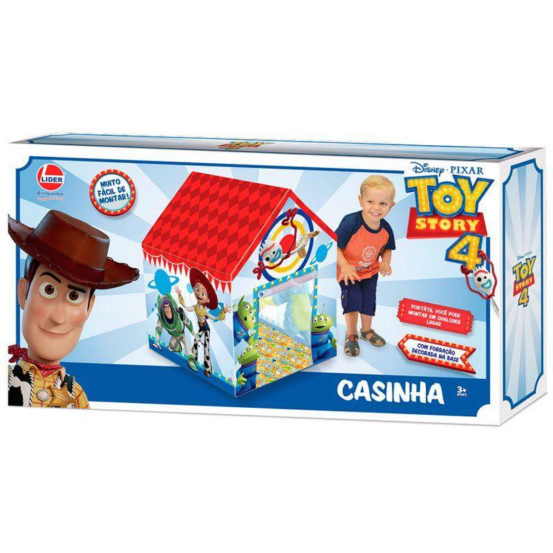 Barraca infantil Casinha do Toy Story 4 - Lider
