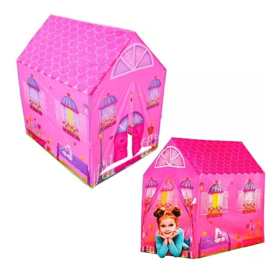 Barraca Infantil Minha Casinha Dm Toys