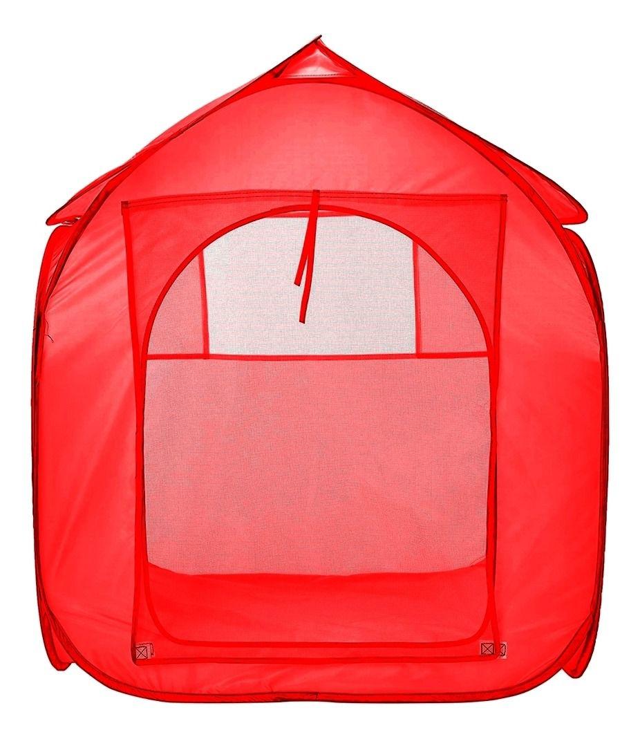 Barraca Infantil Lady Bug Miraculous Zippy Toys Vermelha