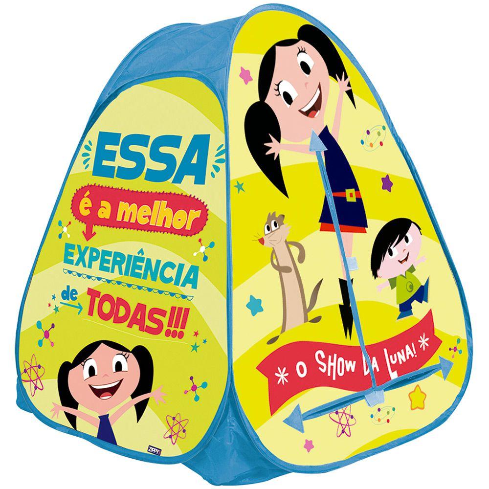 Barraca Infantil Show Da Luna Portatil Zippy Toys Original