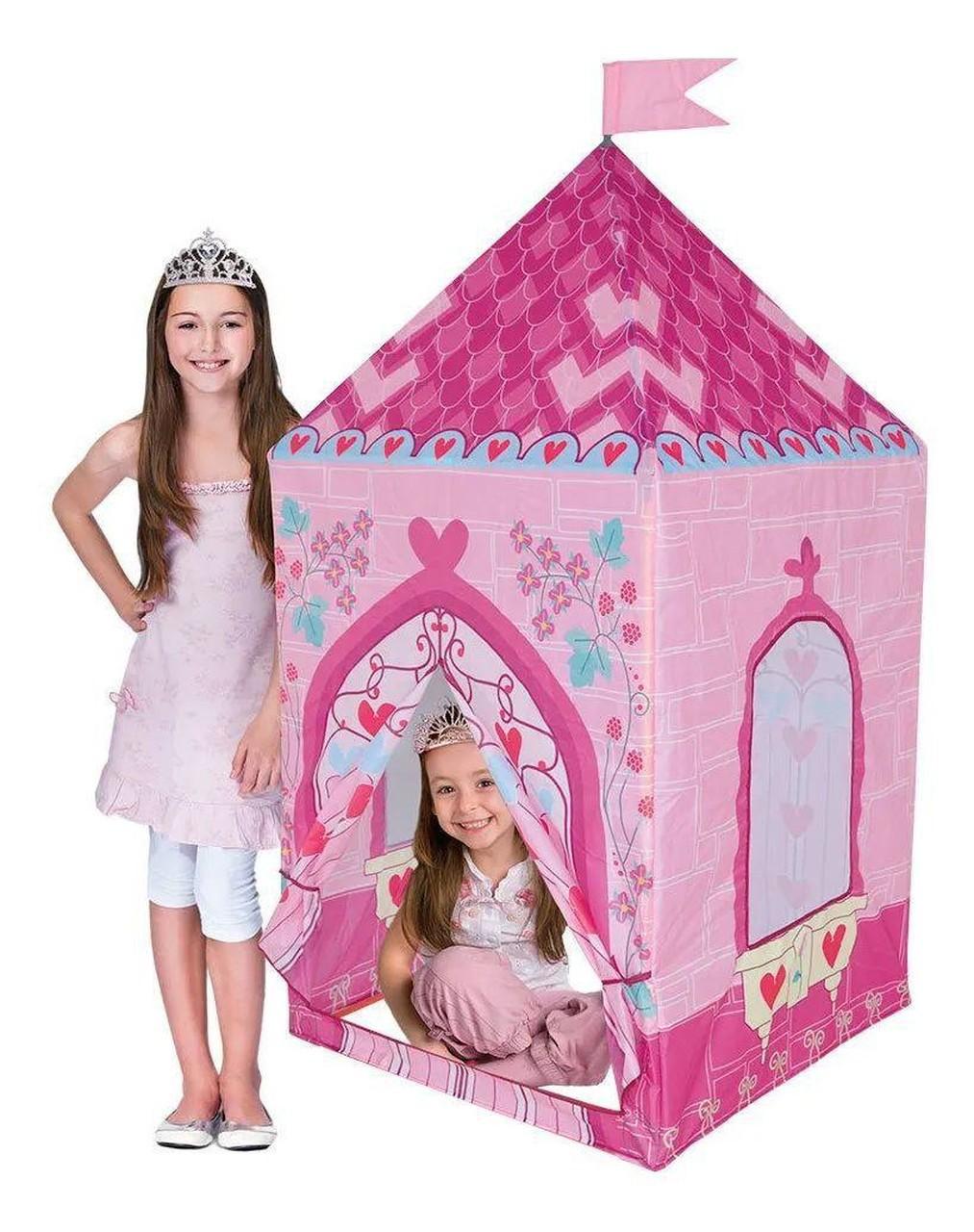 Barraca Infantil Tenda Princesa Love - DM Toys 5884