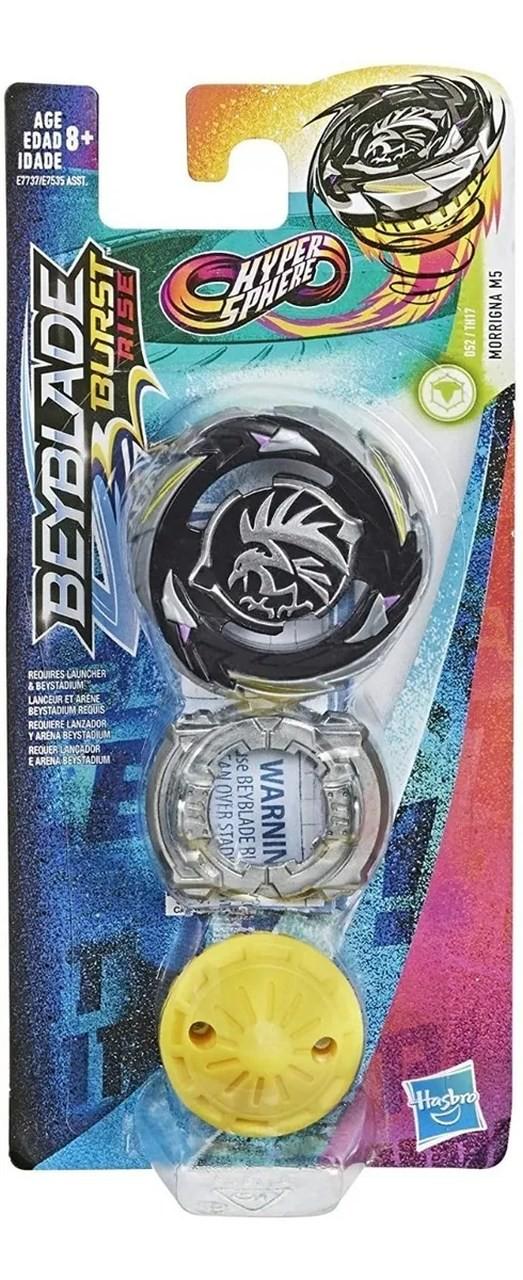 Beyblade Burst Rise Morrigna M5 Hypersphere - Hasbro