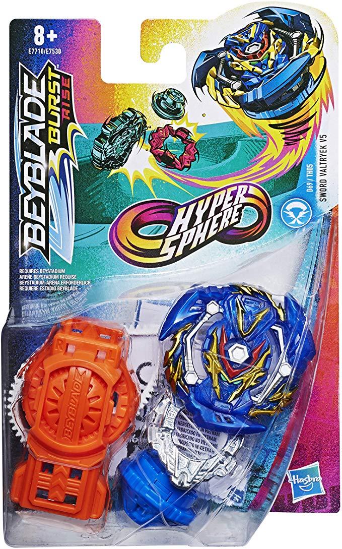 Beyblade Burst Rise  Valt Sword Valtryek V5 Hasbro