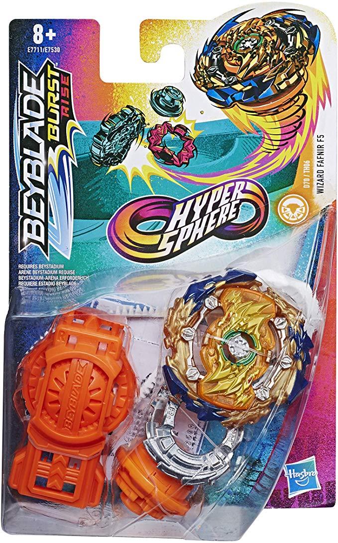 Beyblade Burst Rise Wizard Fafnir F5  Hypersphere Hasbro