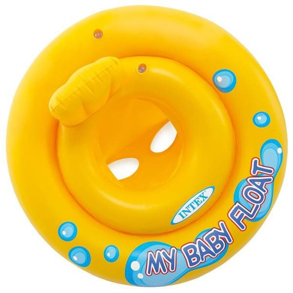 Boia Com Fralda Infantil Baby Float Inflável Para Bebês -Intex