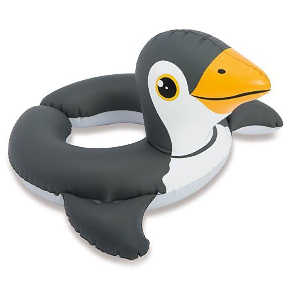 Boia Infantil Pinguim - Intex 64cmx64cm