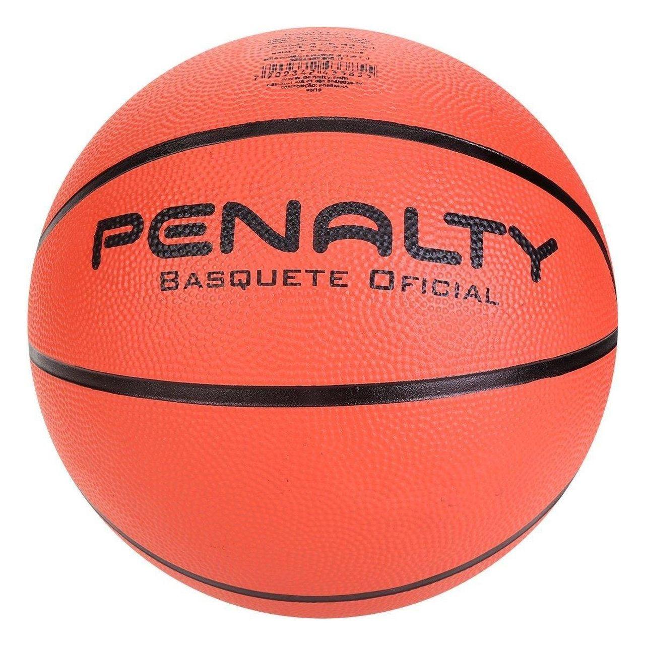 Bola De Basquete Playoff IX Laranja - Penalty