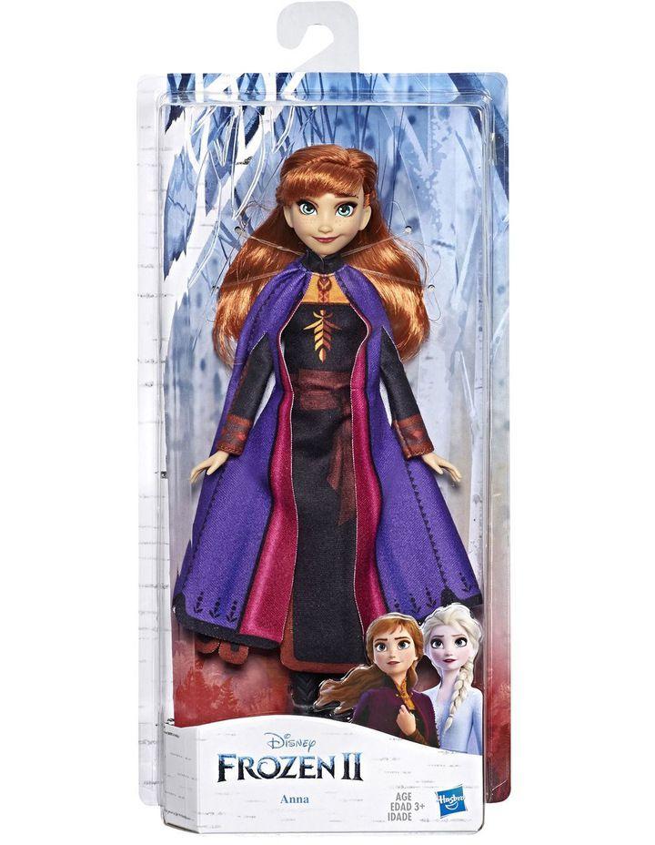 Boneca Anna Frozen 2 Original Lançamento - Hasbro E6710 FULL