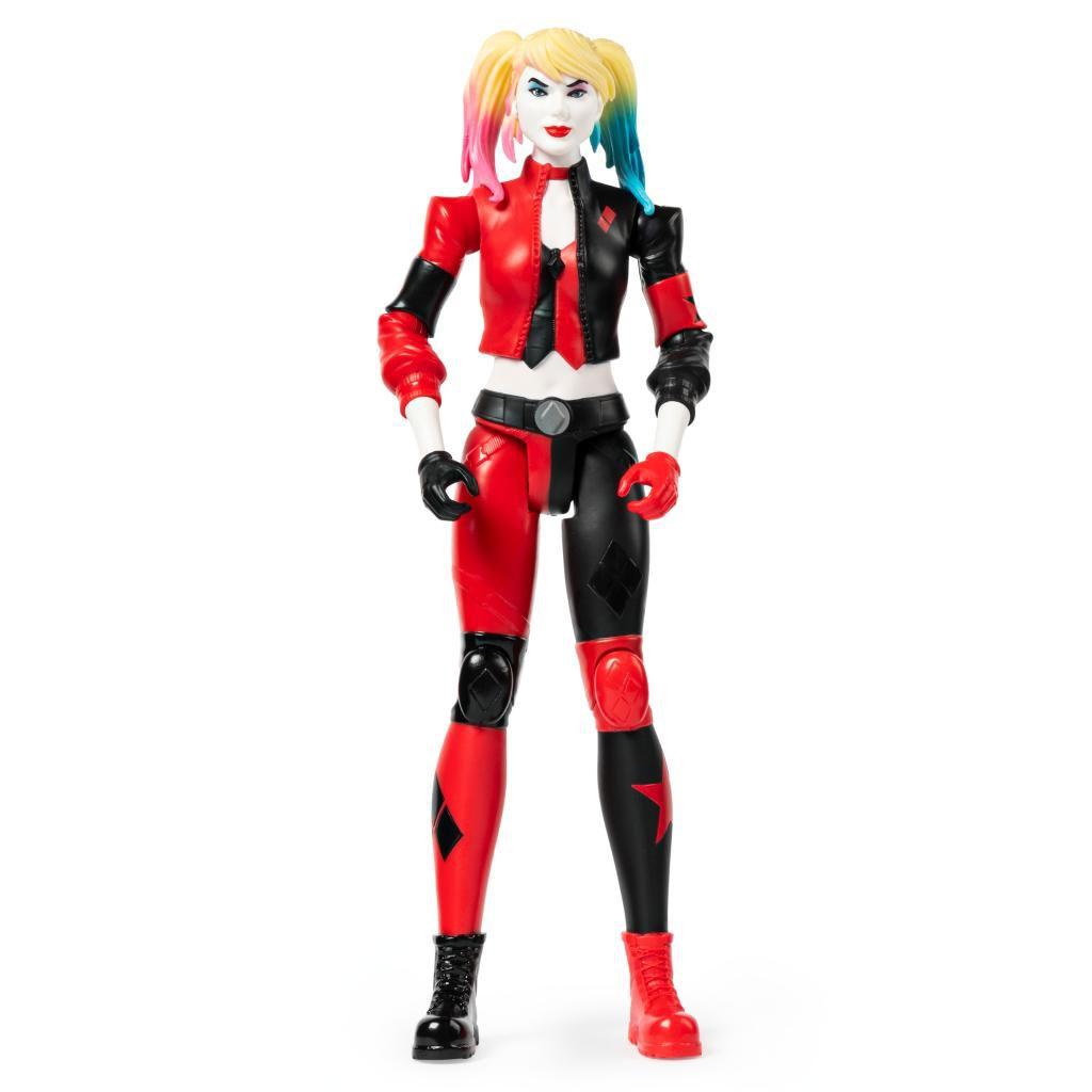 Boneca Arlequina Harley Quinn 30cm Dc Comics - Sunny 2180