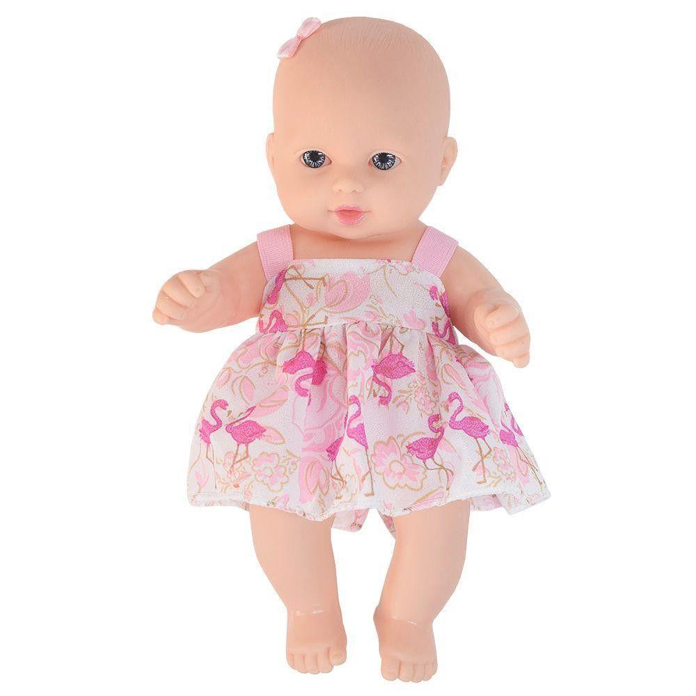 Boneca Baby Jr. Fofinha 27 Cm Cotiplás - 2195