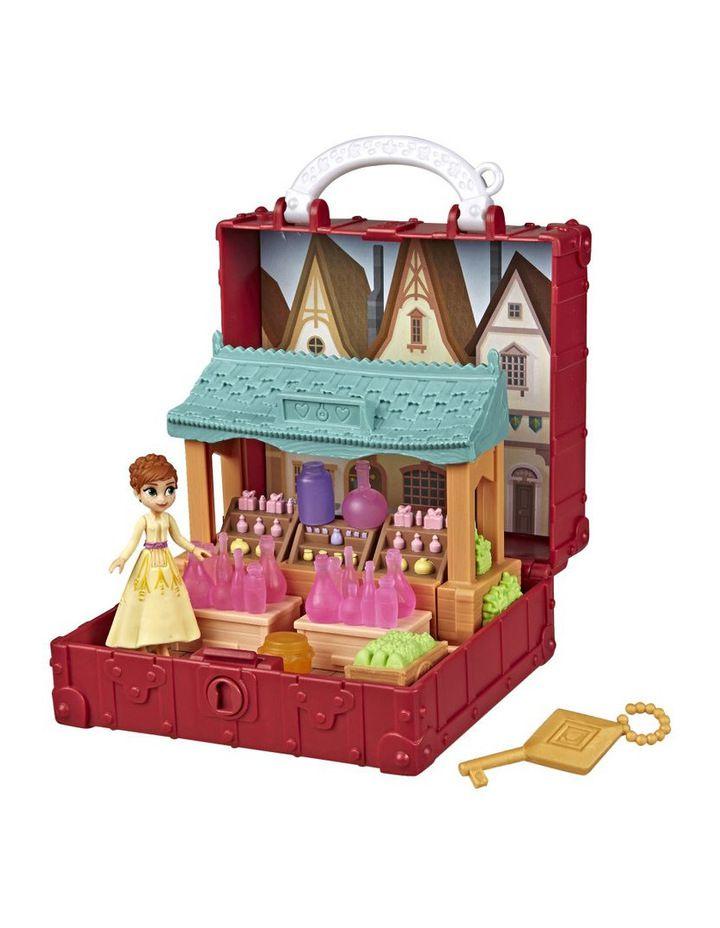 Boneca Cenario Aldeia Anna Frozen 2 Pop Adventures - Hasbro