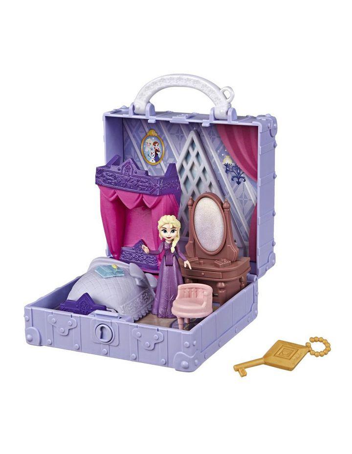 Boneca Cenario Quarto da Elsa Frozen 2  - Hasbro