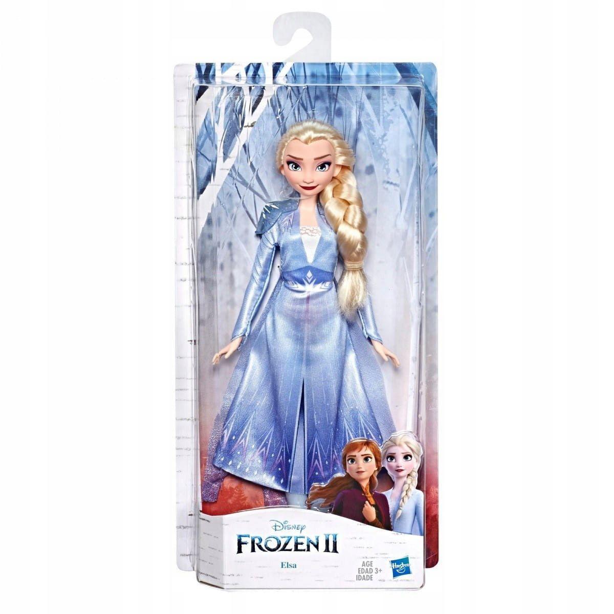 Boneca Elsa Frozen 2 Original Lançamento - Hasbro E6709 FULL