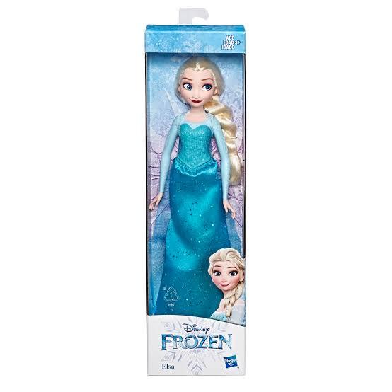 Boneca Frozen 2 Elsa 26cm E5512 - Hasbro