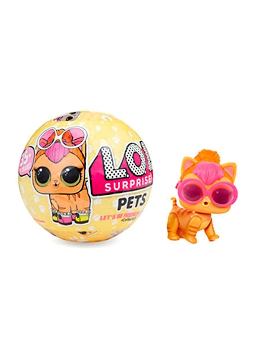 Boneca Lol Surprise - Pets - Série 3 - Candide