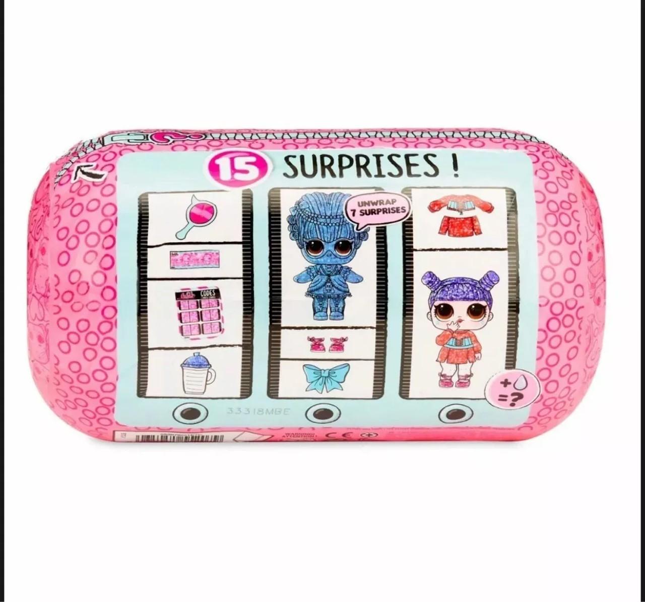 Boneca Lol Surprise Under Wraps Wave 2 Eye Spy 2