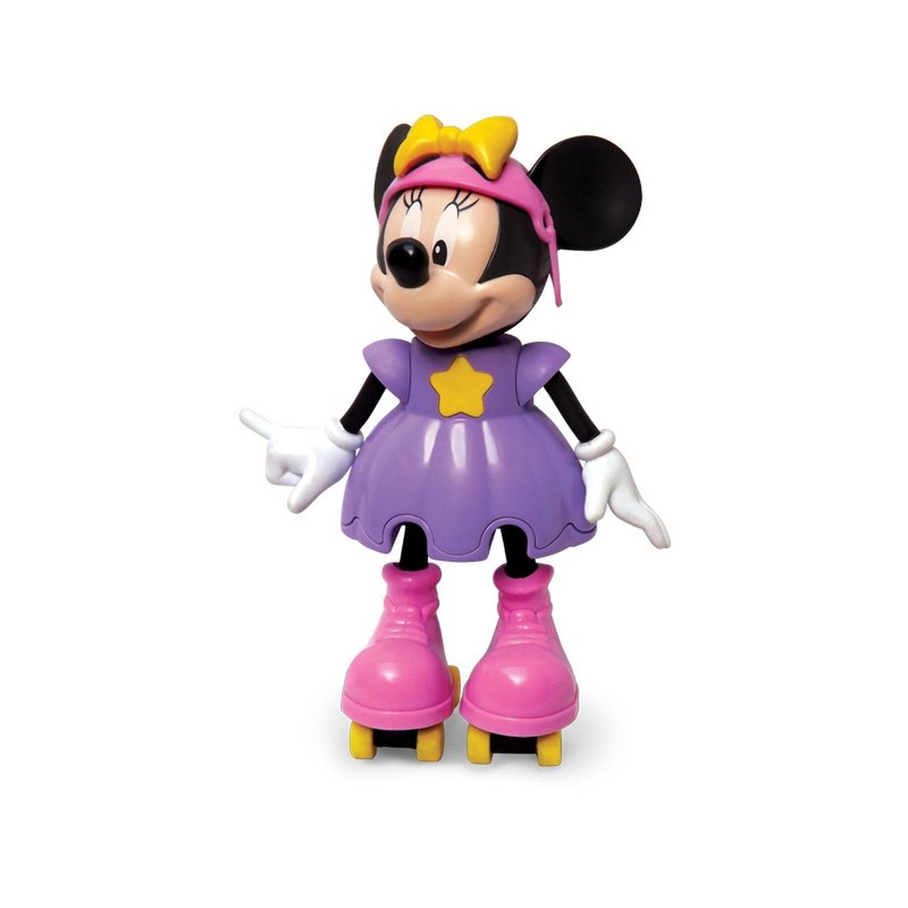 Boneca Minnie Patinadora Disney - Elka