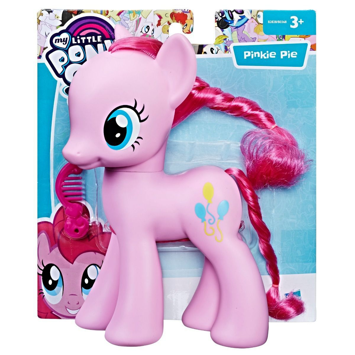 Boneca My Little Pony Friendship 20cm - Hasbro B0368 FULL