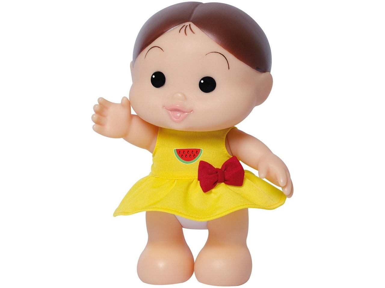 Boneca Turma da Mônica Iti Malia Magali 24 cm Baby Brink