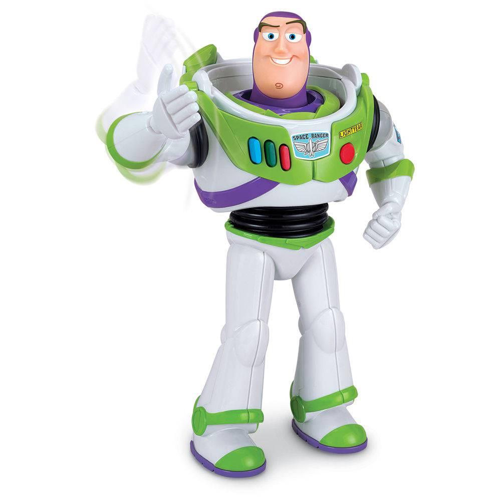 Boneco Colecionável - Disney - Toy Story - Buzz Lightyear - Toyng