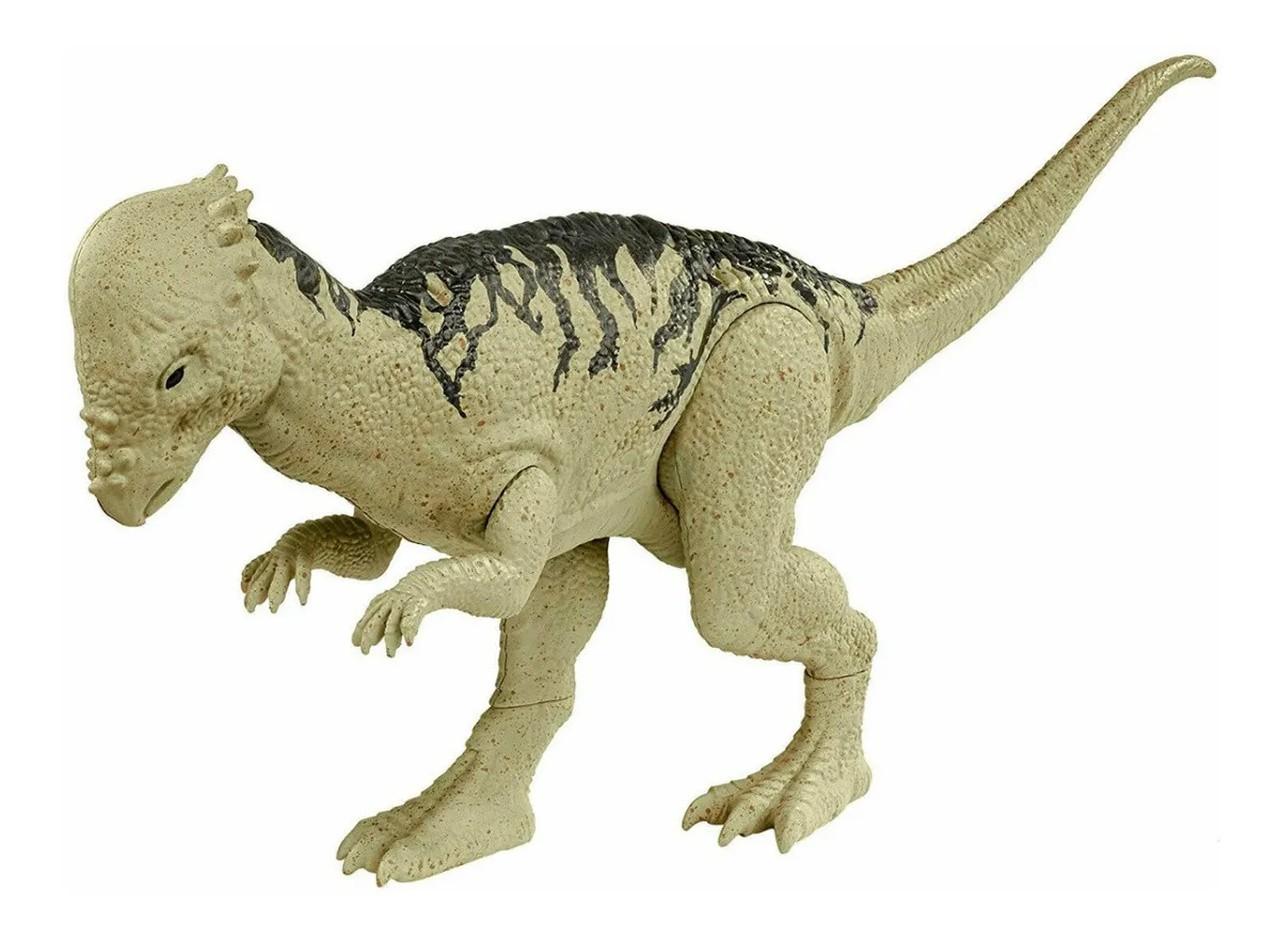 Boneco Dinossauro Pachycephalosaurus 30cm Jurassic World