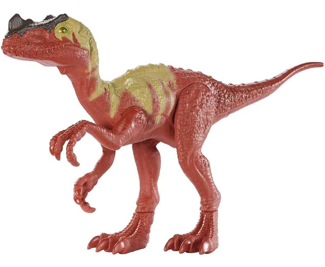 Boneco Dinossauro Proceratosaurus Jurassic World Vermelho