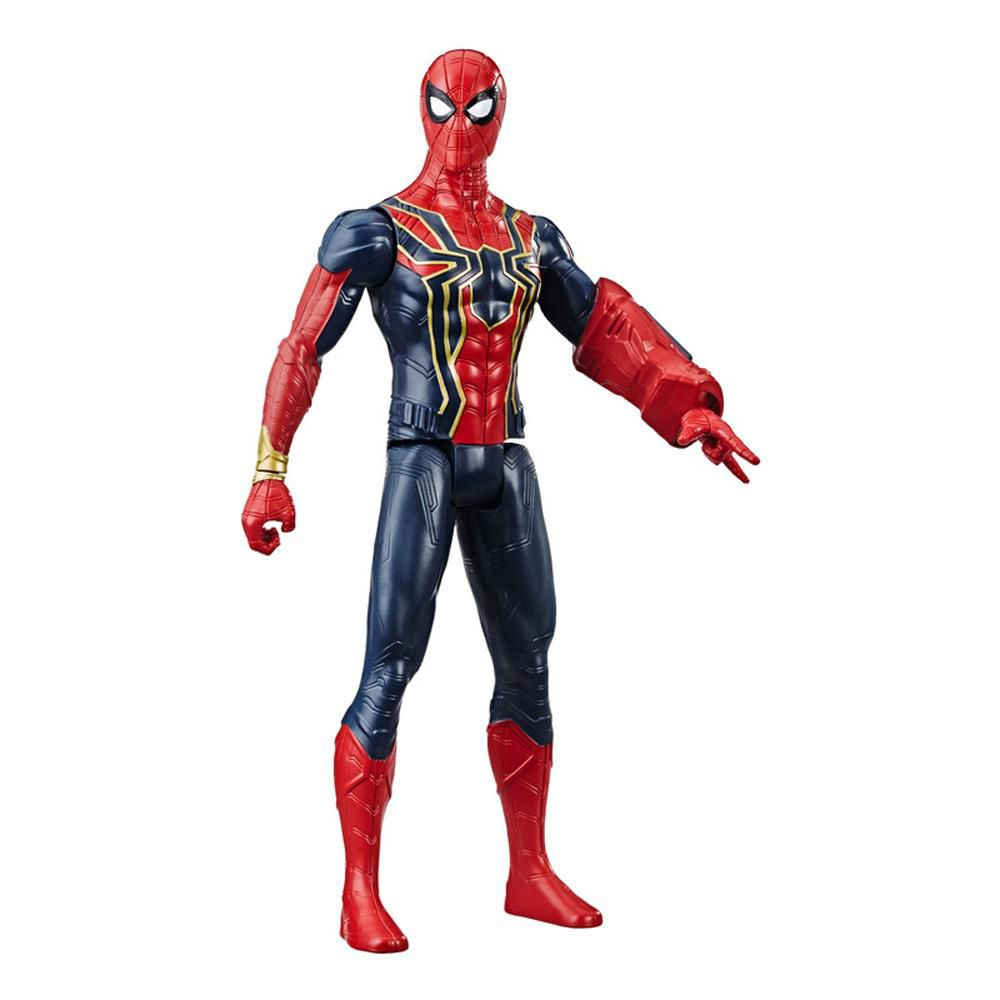 Boneco do Homem Aranha de Ferro Vingadores Ultimato - Hasbro