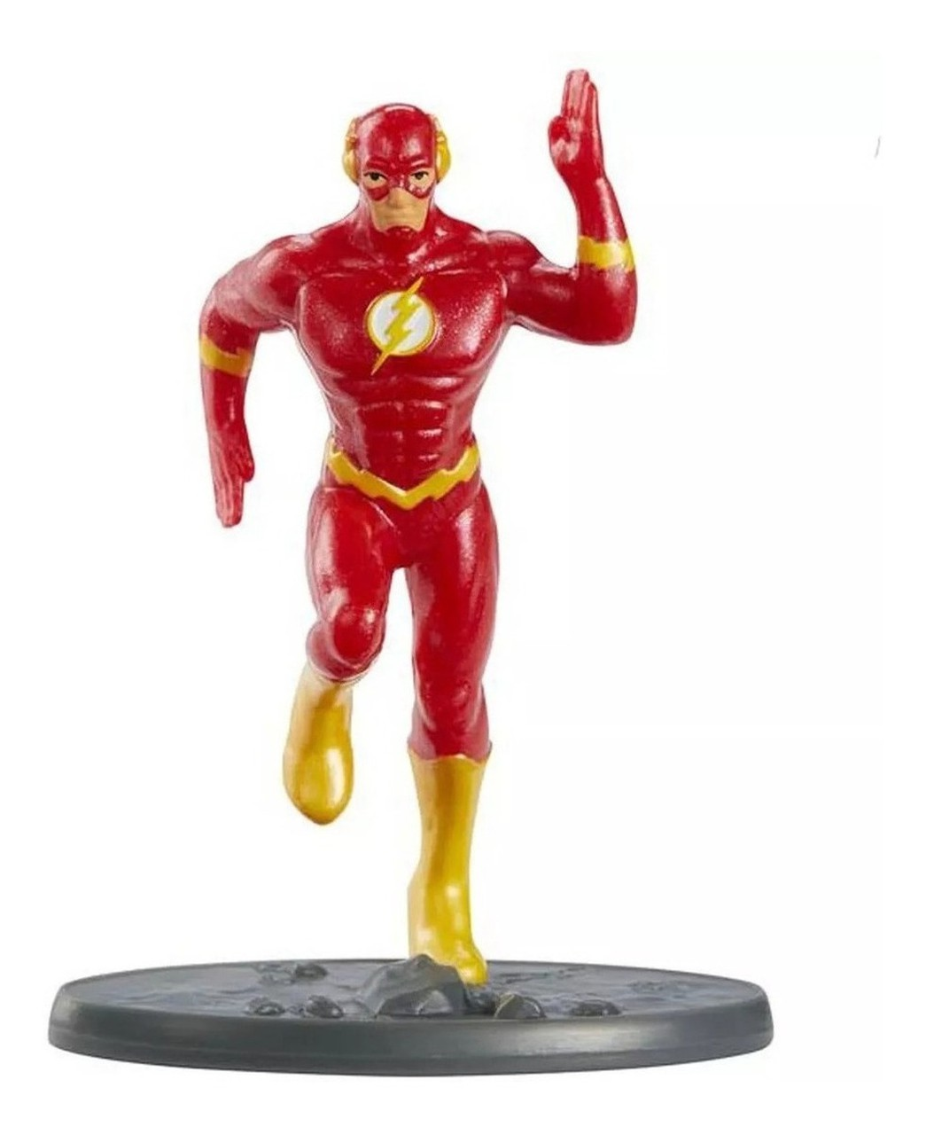 Boneco Flash Miniatura Liga Da Justiça - Mattel