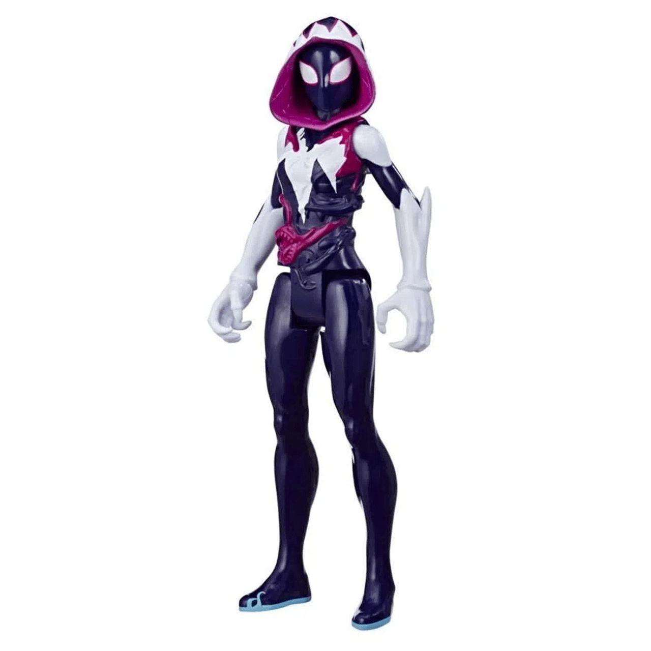 Boneco Gwen Ghost - Spider Venom Blast Gear 27cm - Hasbro