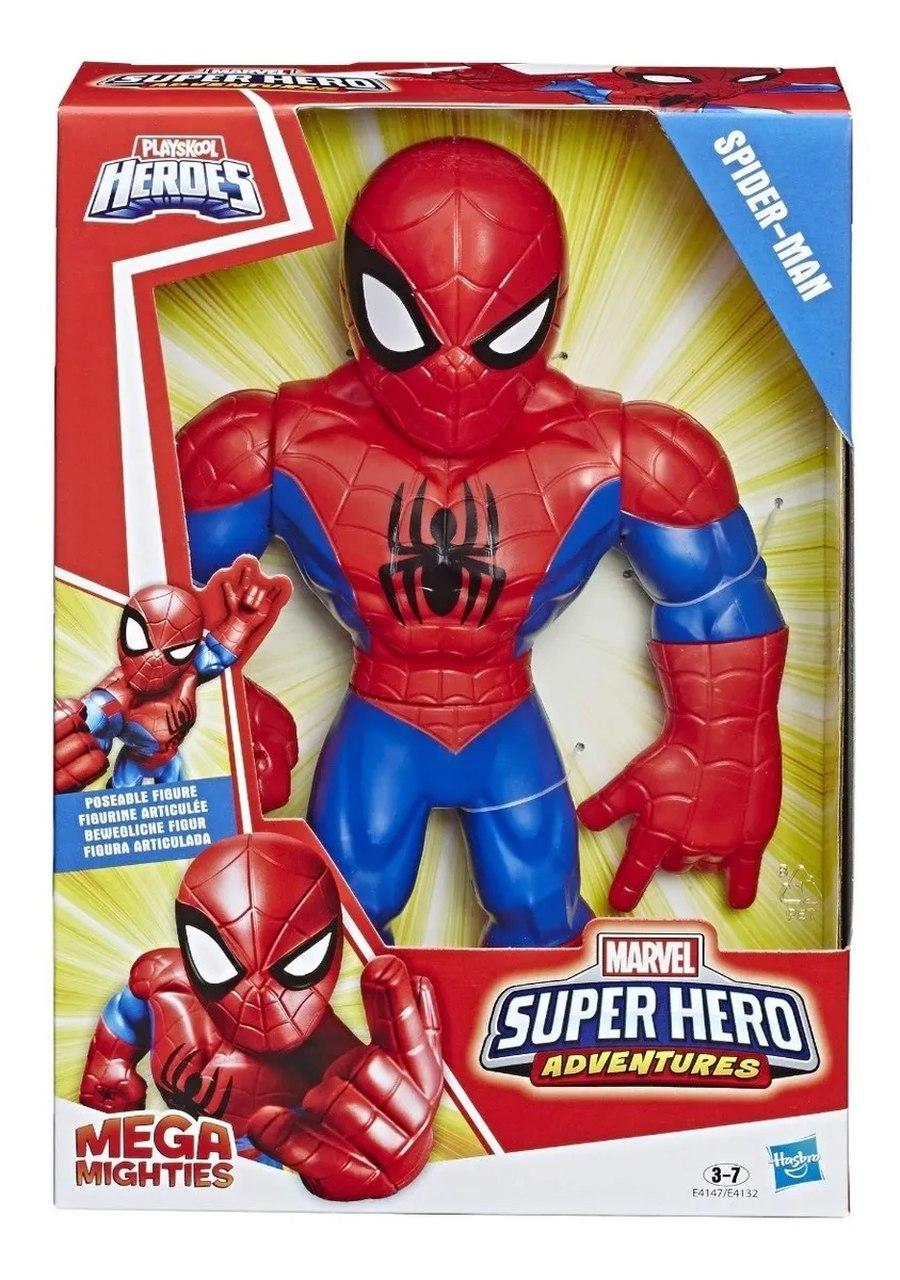 Boneco Homem Aranha Playskool Heroes 25cm - Hasbro E4132