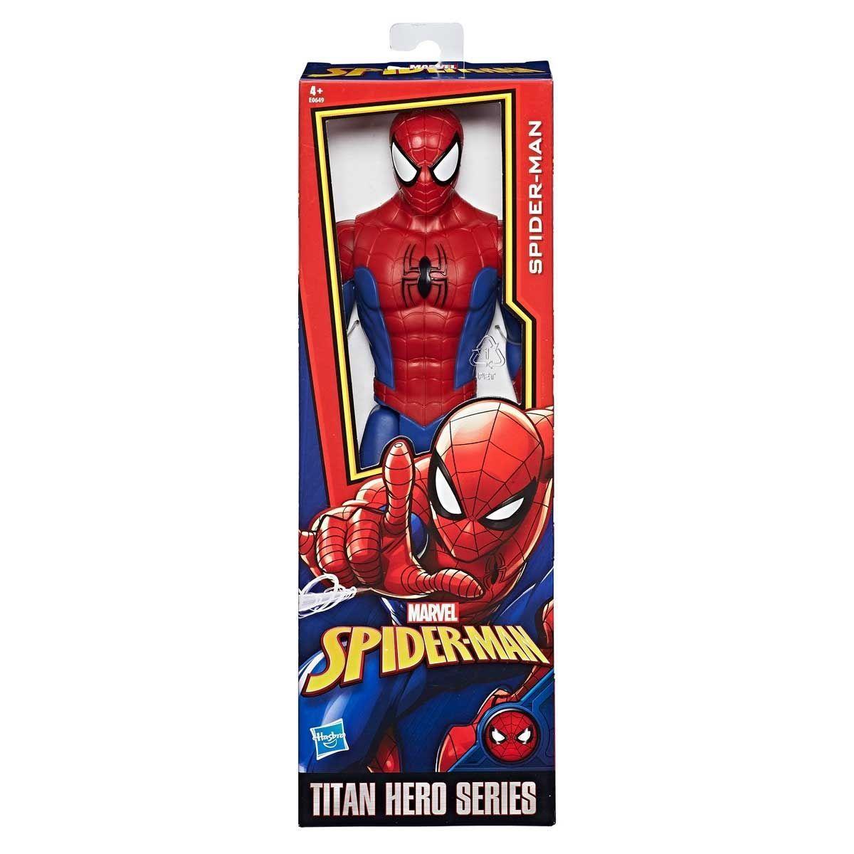 Boneco Homem Aranha Titan Hero Original - Hasbro E0649